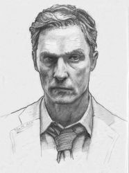 Cohle Final by rufohg