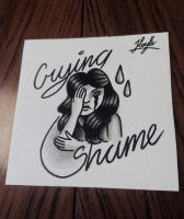 Crying shame by HoylierThanThou