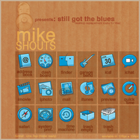 blues icons for mac by mook73