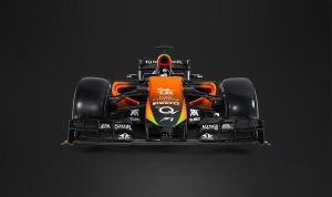 2017 Sahara Force India F1 Front by andwerndesign