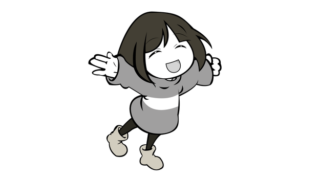 Chara Undertale : LOllicon by ngrycritic