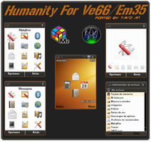 Humanity for Ve66 y EM35 by MAG-Line-Makers