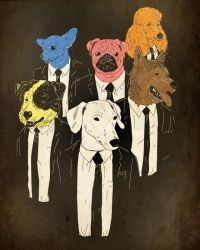 dogs of the reservoir v2 by biotwist