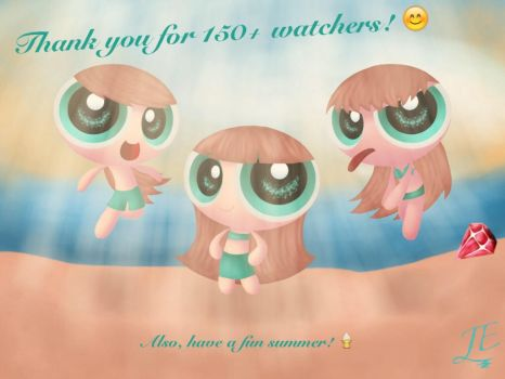 [PPG] 154 Watchers and Greetings by Jeroine