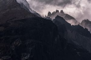 Behind the Dark - Chile, Patagonia by acseven