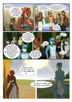 The Wind of Change - Chapter 1 - Page 1 by Little-shewolf9