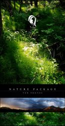 Package - Nature - 2 by resurgere