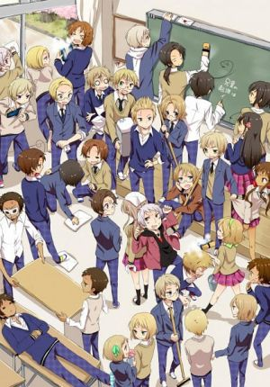 Hetalia x Reader: Earth Orphanage (part 1) by GinjaNinja2D on DeviantArt