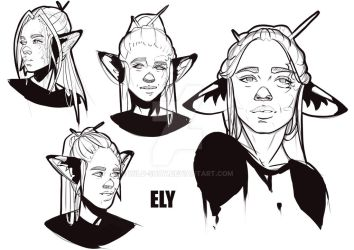 ELY - Expressions by Wild-Shay