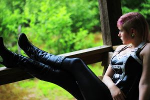The Lovely Domme by Lily-Lithium