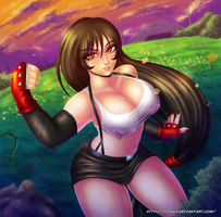Tifa Lockhart by Xiraus