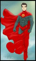 More Superman by Dericules