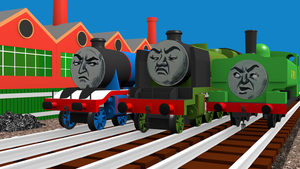 Gordon Goes Foreign by Sirfowler1
