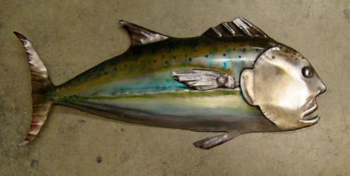 Manfish by livesteel