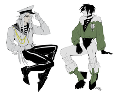 Outfits by wiltking
