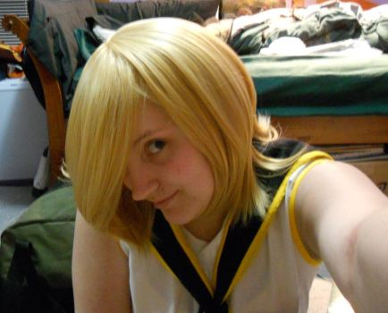 Kagamine Rin, Unfinished by ILoveDanny