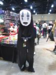 No Face Cosplay by videogameking613