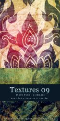 Textures 09 - Stock Pack by kuschelirmel-stock