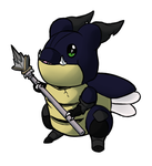 Beetle Gremlin by silhouette345