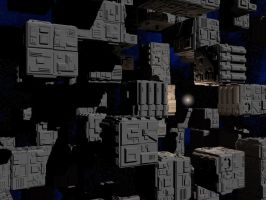 use the greebles 02 by blockhead