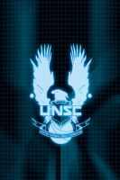 UNSC Infinity iPhone Wallpaper - iPhone 4 by EchoLeader