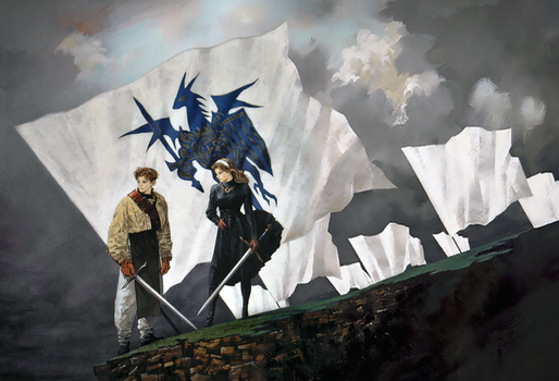 Tactics Ogre (Cover Art Remastered) by marblegallery7