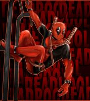 DeadPool by Acdestis