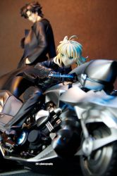 SABER/fZero 08 by twohand
