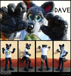Dave folf by Grion