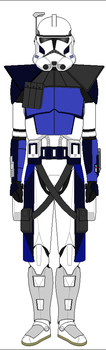 Arc Trooper Max by universoclone