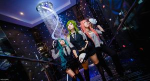 Vocaloid : Poker Face by fritzfusion