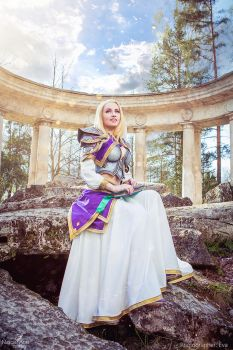 Miss Jaina Proudmoore by Narga-Lifestream