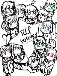 TCCP FOREVER by Azureanothertale