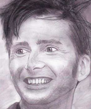 David Tennant by jones2000