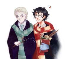 Drarry by ToDaLeLy