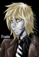 Frankie portrait by ShadowsNeko