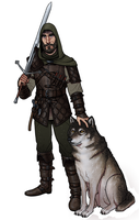 Character Commission : Cassus by thdark