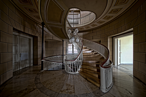 Lighthouse downstairs by renenordmannfotograf