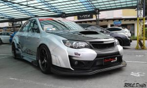 Mean WRX STI by RMCDriftr