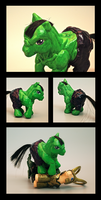 My Little Hulk by EatToast