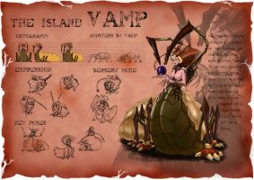 Vamp The termite queen by charmcharm