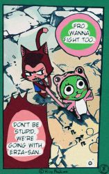 Frosch Wanna Fight Too! by Roselyna
