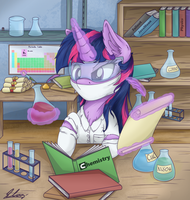Chemist by Check3256