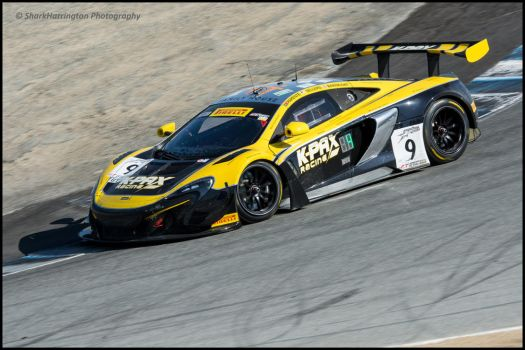 K-Pax Racing Mclaren 650S GT3 by SharkHarrington