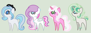 CHEAP Fancity Adoptables (OLOSED) by fantafizzy
