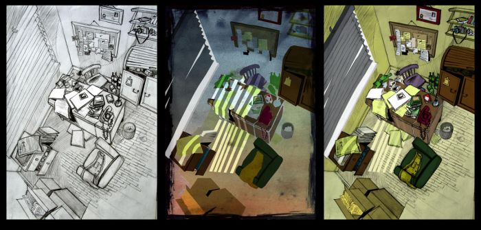 Office by ciseon