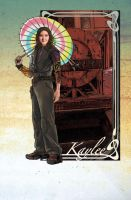 Kaylee - Firefly by DKHindelang