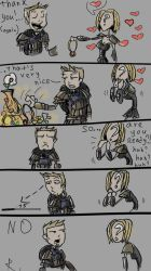 Dragon age, poor Alistair. by Ayej