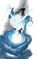 Cloak and Dagger by Cinar