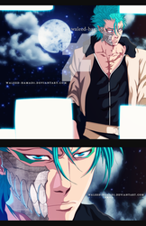 Bleach Grimmjow By Waleed-Hamad1 by WALEED-HAMAD1